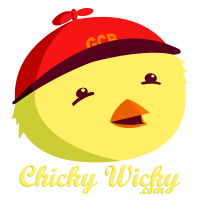 CHICKY WICKY LOGO
